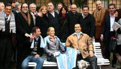 Homenaje a Juan Domingo Perón a 40 años de su fallecimiento