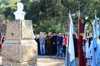 Isa: �El general Per�n es un ejemplo de soberan�a, autonom�a y libertad�