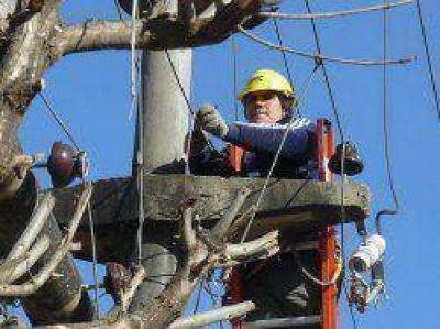 La Provincia logró destrabar $ 18 millones para obras de energía