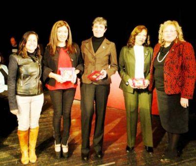 Distinguieron a mujeres profesionales de Jujuy