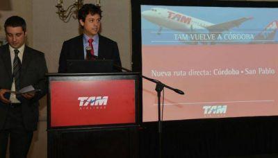 Vuelta de TAM impactará fuerte en el mercado aerocomercial cordobés