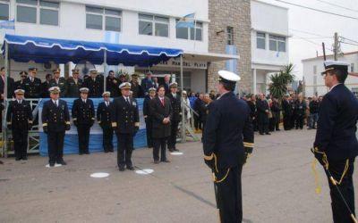 El Puerto se vistió de fiesta en el 152º Aniversario de la Prefectura Naval Argentina en Mar del Plata