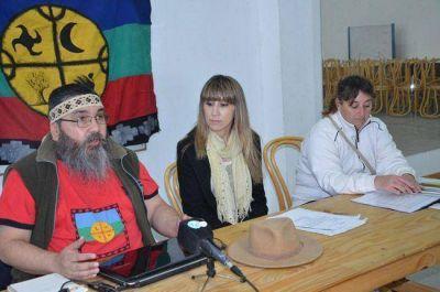 Denuncian atropello a los mapuches