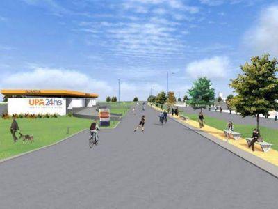 Algo avanza… La construcción de la UPA y otras obras en el Complejo Punta Mogotes