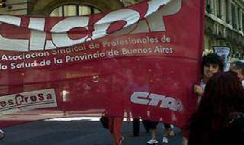Ensenada: Protesta de Cicop por despido de médicos candidatos gremiales