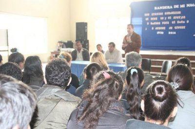 Ministerio de la Comunidad intensifica trabajo sobre diferentes tipos de adicciones