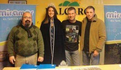 Promoción turística de Miramar en Balcarce