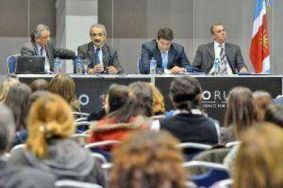 El Ministerio de Justicia de la Nación destacó avances en Santiago