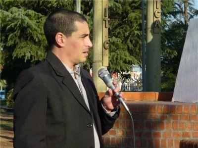 Los peronistas rindieron homenaje a su líder