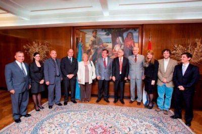 Avanza la relación bilateral sobre el uso pacífico de la energía nuclear