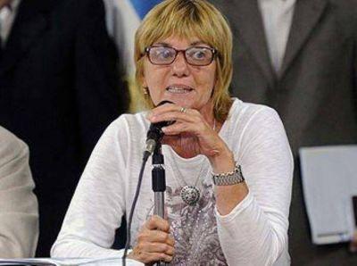 Adela Segarra dijo desconocer de qui�n era Ciccone cuando se estatiz�