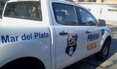 Mar del Plata: Separan a agente del CPC por dormir en un patrullero