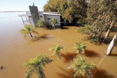El Río Uruguay alcanzará el nivel de alerta en la ciudad de Concordia
