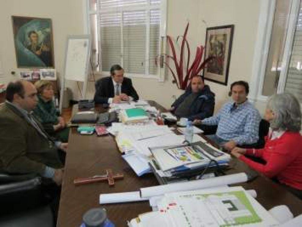 El Tren de Desarrollo Social y Sanitario nuevamente en Dolores