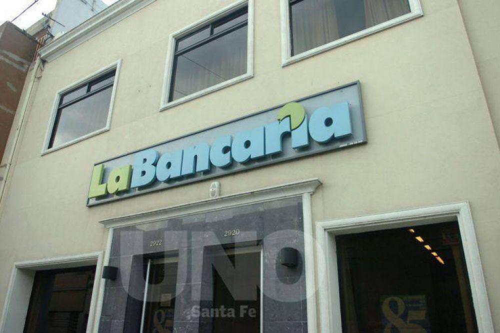 La Bancaria Santa Fe adhirió al paro nacional del 8 de julio