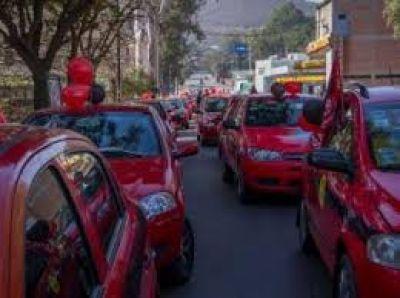 Hoy anunciar�n los detalles de pr�stamos para taxis y remises
