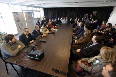 Comenzó a funcionar el Consejo Municipal de Seguridad Comunitaria