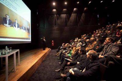 Pulti presentó los proyectos de inversiones privadas y públicas del Plan Estratégico Mar del Plata 2030