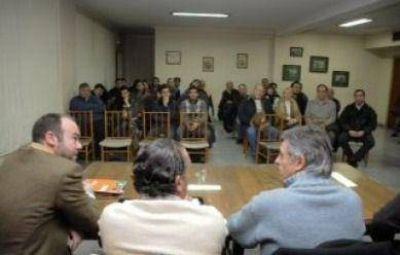 El ministerio de Asuntos Agrarios realizó jornadas técnicas en Tandil