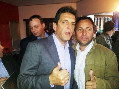Ricardo Chora junto a Massa