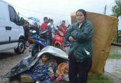 Juventud Socialista San Pedro realiza campaña para colaborar con los afectados por las inundaciones en el Litoral