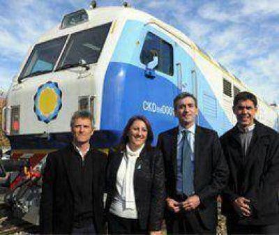 Randazzo ratificó que el tren pasa en 2015