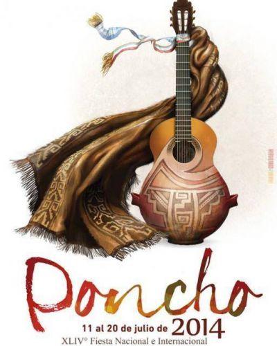"""El Concejo Deliberante distinguió al """"logo"""" de la Fiesta del Poncho"""