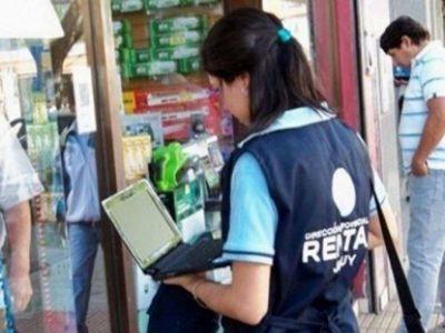 Control de Rentas: en estos primeros seis meses recaudaron más de tres millones de pesos