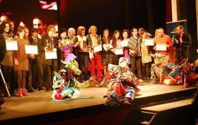 "Con una gala magnífica culminó el Festival de Cine ""Ventana Andina"""