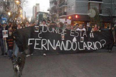 A 2 años de la desaparición de Fernando Lario marcharan por calles de Mar del Plata