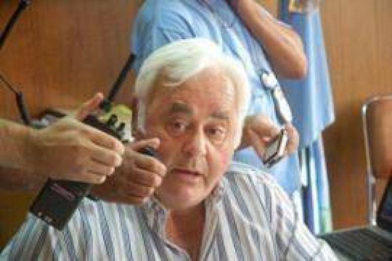 Barracchia dijo que asumirá como candidato a Concejal en Diciembre