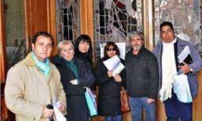 Se reactiva la embestida judicial contra obra de GNC en el centro