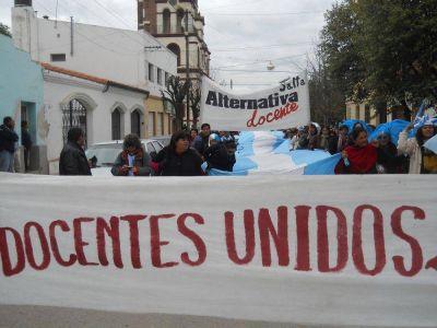 Docentes Unidos de Salta: No iniciamos las clases sin respuestas