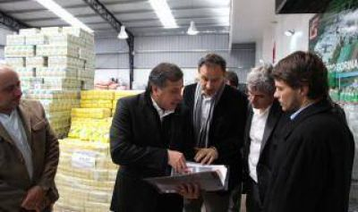 Ampl�an el Mercado Central de La Plata: M�s cantidad y variedad de productos