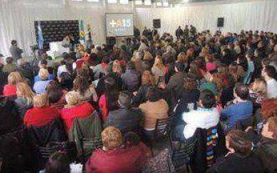 Concejales de Saladillo participaron de encuentro seccional del Frente Renovador