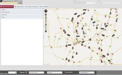 AVL, una herramienta que permite optimizar los recursos del Estado provincial