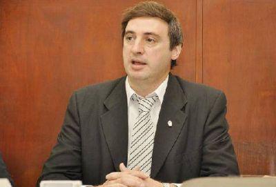 Oscar Luciani fue multado por el Tribunal de Cuentas de la Provincia