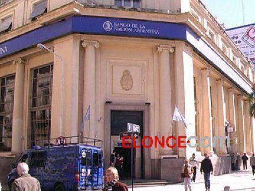 A pesar de la conciliación, los bancarios ratificaron el paro de este martes