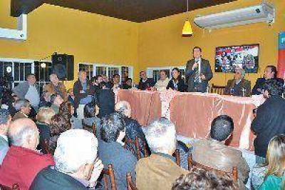 Zamora llamó a sumar a La Banda al progreso que vive la Provincia