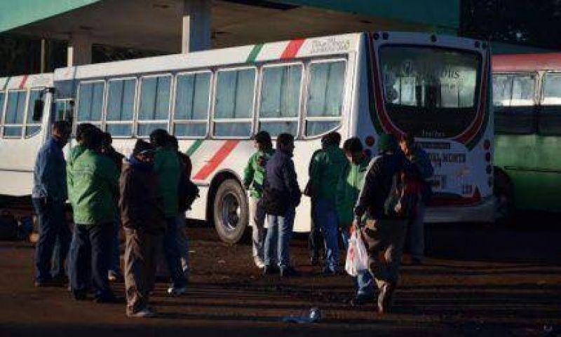 Oberá: tras conciliación obligatoria, se restablece el transporte urbano