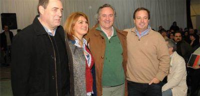 José Eseverri abrió el primer plenario seccional del Frente Renovador
