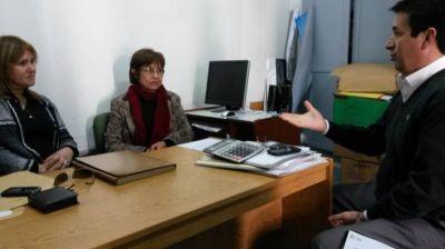El Ministerio de Coordinación y Planificación se reunió con Cáritas
