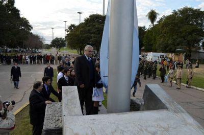 El intendente Fabián Ríos encabezará los actos por el día de la Independencia