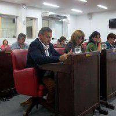 El Concejo Municipal aprobó la prórroga de la emergencia del transporte público de pasajeros