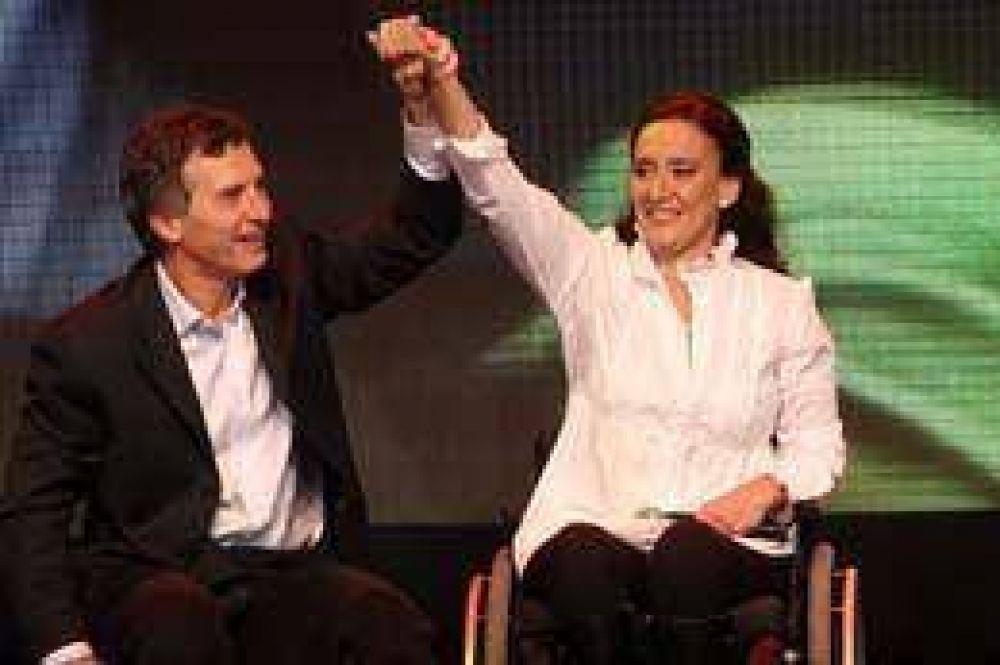 Capital: ganó cómoda Michetti y Pino sorprendió como segundo