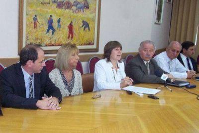 Giorgis convoca a �toda la dirigencia� para obtener la telefon�a celular para las cooperativas