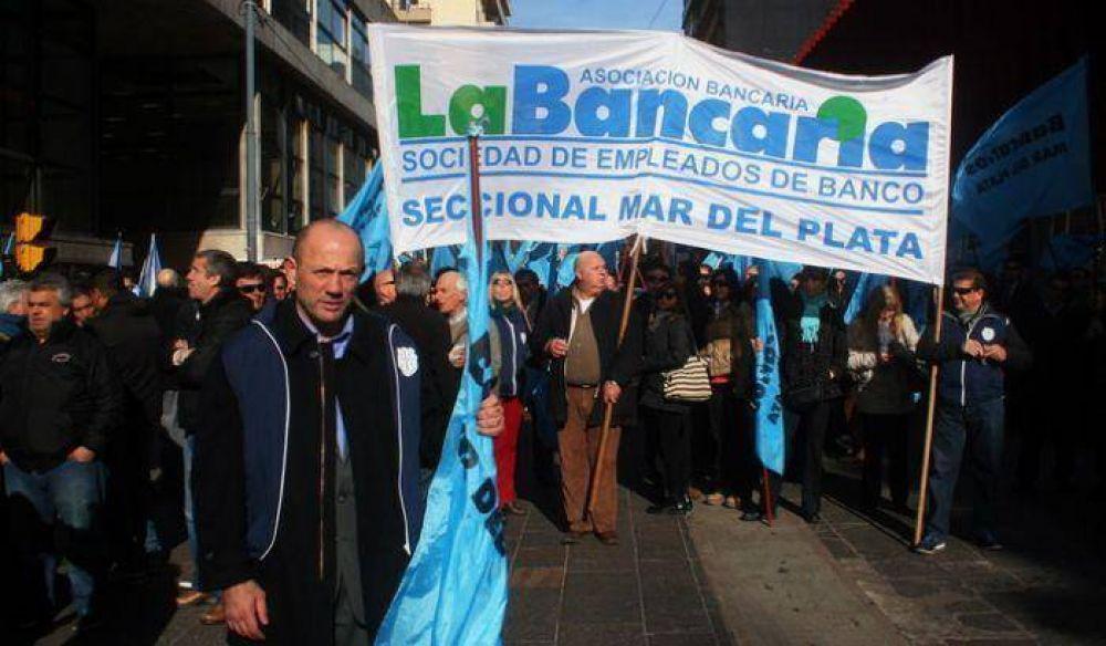"""Martín Aiello: """"No hay ni habrá marcha atrás en nuestro reclamo"""""""