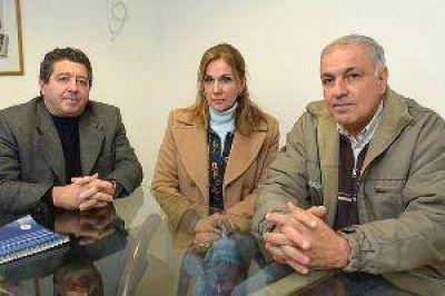 Cruzada Santiagueña presentó a los candidatos a concejales