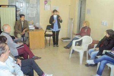 Lanzan una campaña contra la tuberculosis en toda la ciudad