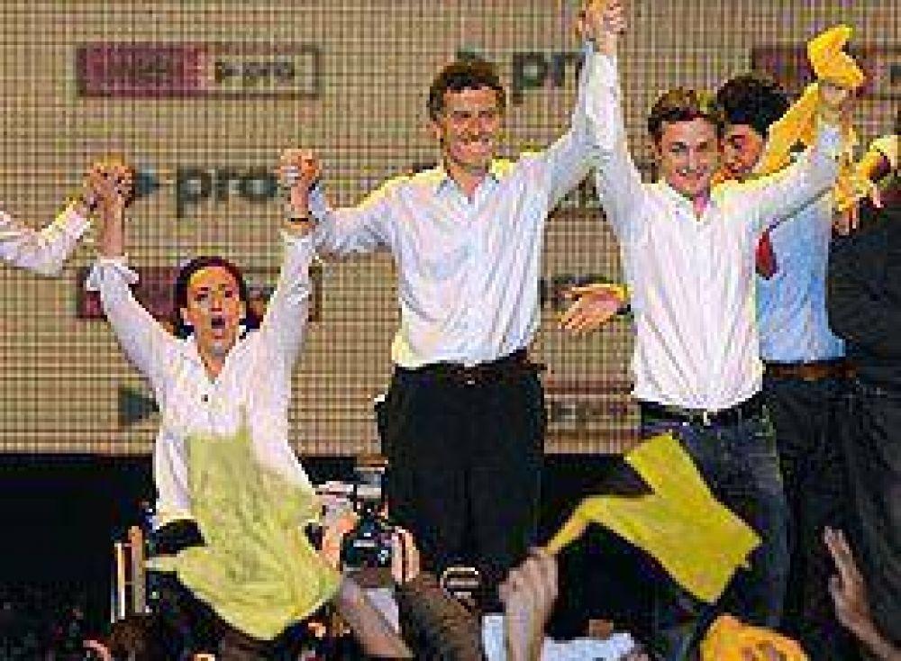 PRO ganó en la Legislatura porteña, pero no consiguió mayoría propia